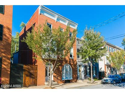 221 SECOND ST E Frederick, MD MLS# FR8462866