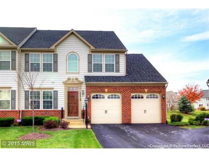 10619 NATHANIEL WAY #20 New Market, MD MLS# FR8497116