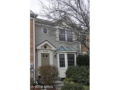 6160 STEAMBOAT WAY New Market, MD MLS# FR8523352