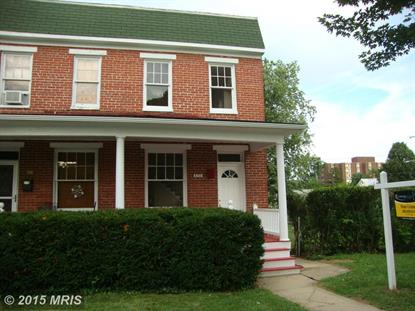 830 TRAIL AVE Frederick, MD MLS# FR8555442