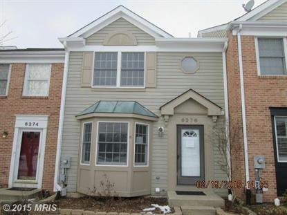 6276 STEAMBOAT WAY N New Market, MD MLS# FR8565626