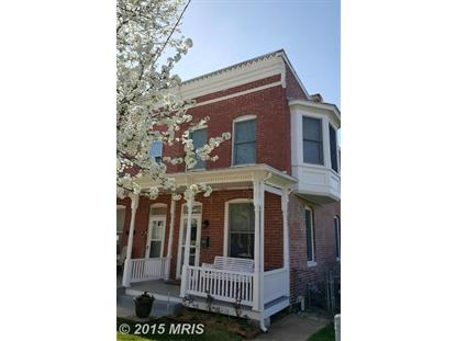 216 WASHINGTON ST Frederick, MD MLS# FR8599474