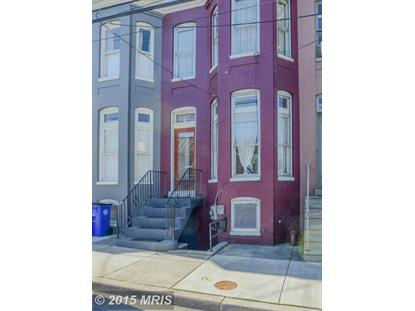 8 SOUTH ST Frederick, MD MLS# FR8619514