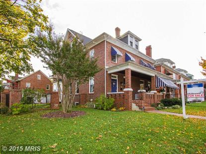 26 COLLEGE AVE Frederick, MD MLS# FR8667343
