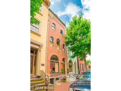 116 CHURCH ST E Frederick, MD MLS# FR8689437