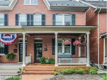 272A DILL AVE Frederick, MD MLS# FR8701583