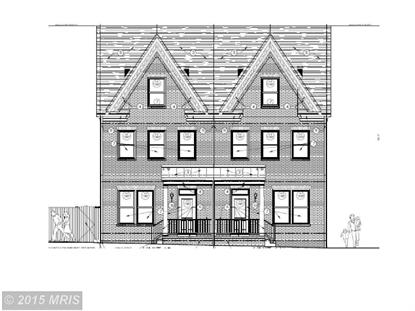 12 EAST FIFTH ST Frederick, MD MLS# FR9516310