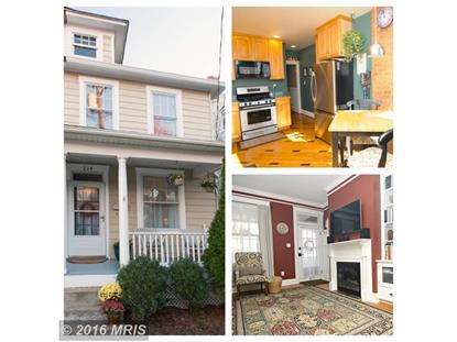 214 DILL AVE Frederick, MD MLS# FR9526505