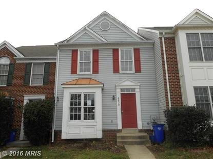6630 COMMODORE CT New Market, MD MLS# FR9552052