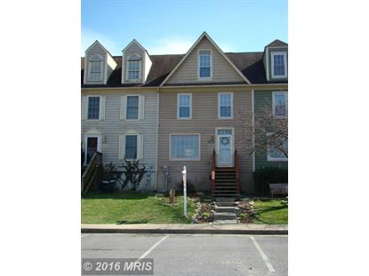 6627 HIGH BEACH CT E New Market, MD MLS# FR9554915