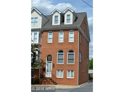 5A COLLEGE AVE Frederick, MD MLS# FR9581579