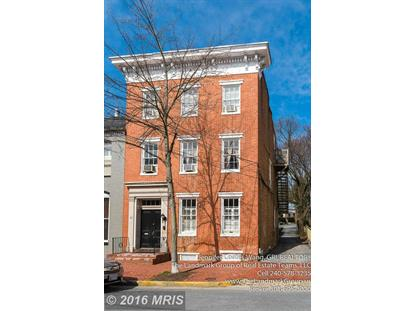 33 THIRD ST Frederick, MD MLS# FR9589095