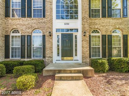 5091 REIGATE CT Frederick, MD MLS# FR9745991