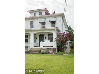 110 8TH ST E Frederick, MD MLS# FR9770575