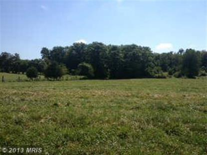 0 REST CHURCH RD Clear Brook, VA MLS# FV8166407