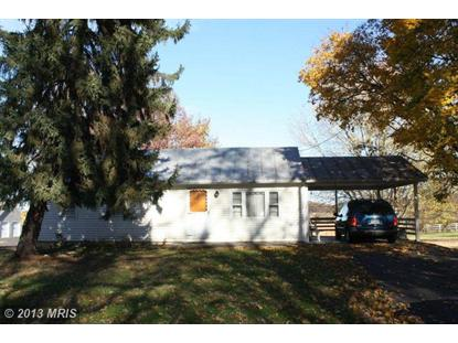 529 SALEM CHURCH RD Stephens City, VA MLS# FV8219045