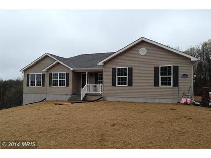 HITES RD Stephens City, VA MLS# FV8239152
