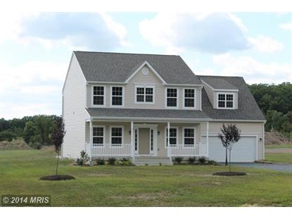 131 PLOW RUN LN Winchester, VA MLS# FV8264651