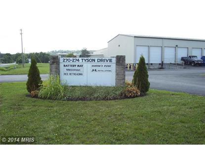 274 TYSON DR #274-4 Winchester, VA 22603 MLS# FV8288994