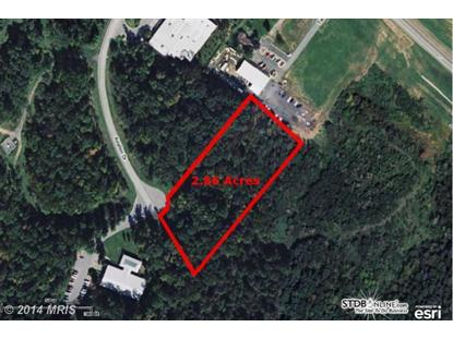 0 AVIATION DR Winchester, VA MLS# FV8304884