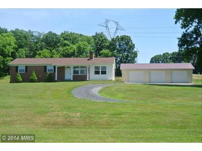 1604 CEDAR GROVE RD Winchester, VA MLS# FV8313328