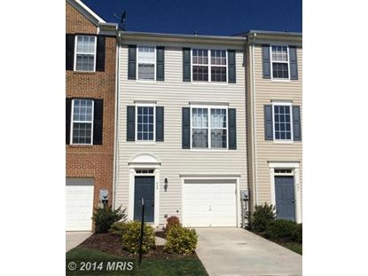 505 HAMILTON CT Stephens City, VA MLS# FV8334888