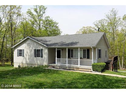 232 WHISSENS RIDGE RD Winchester, VA MLS# FV8352423