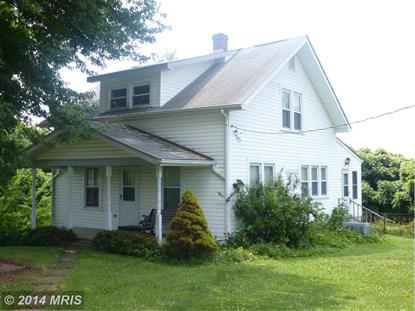 251 CANTER CT Winchester, VA MLS# FV8374312