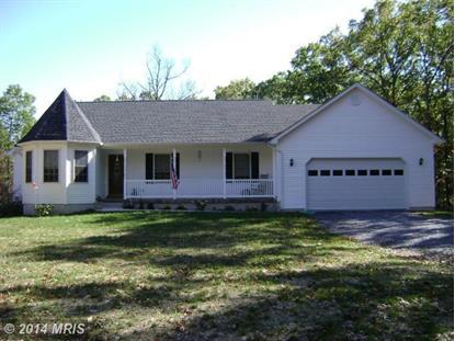 4989 WARDENSVILLE Winchester, VA MLS# FV8379752