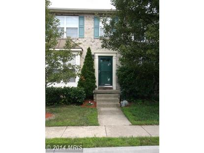 109 BARRINGTON LN Winchester, VA 22601 MLS# FV8381582