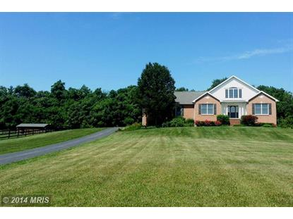 321 PUNKIN RIDGE DR Clear Brook, VA MLS# FV8385984