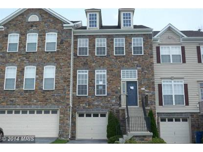 103 CHESHIRE CT Winchester, VA MLS# FV8390247