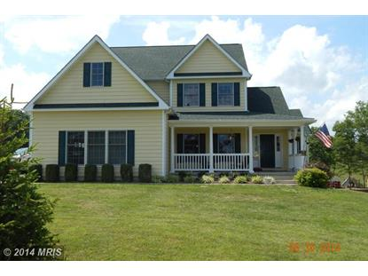 1200 SALEM CHURCH RD Stephens City, VA MLS# FV8393595