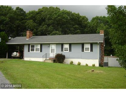 161 BAY CT Winchester, VA MLS# FV8404552