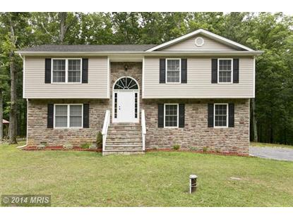 214 MOUNTAIN FALLS BLVD Winchester, VA MLS# FV8405508