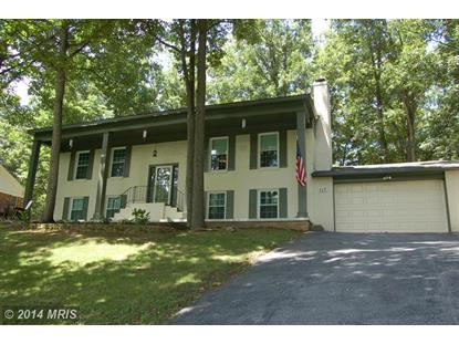117 OAK RIDGE DR Stephens City, VA MLS# FV8405709