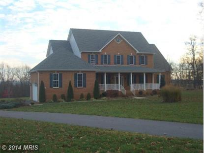 329 UNION VIEW LN Winchester, VA MLS# FV8410452
