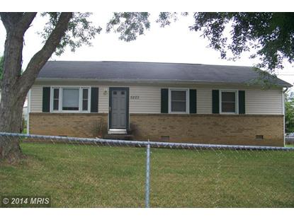 5223 GROVE ST Stephens City, VA MLS# FV8412900