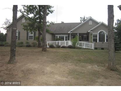 2481 HUNTING RIDGE RD Winchester, VA MLS# FV8424528