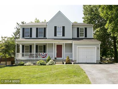 311 PEMBRIDGE DR Winchester, VA MLS# FV8425888