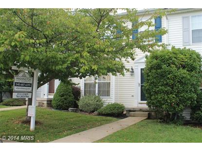125 COPPERFIELD LN Winchester, VA MLS# FV8436388