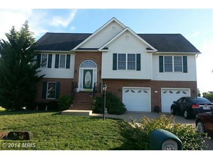 107 JUTLAND CT Stephens City, VA MLS# FV8440559