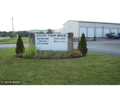 270 TYSON DR #270-3 Winchester, VA 22603 MLS# FV8455438