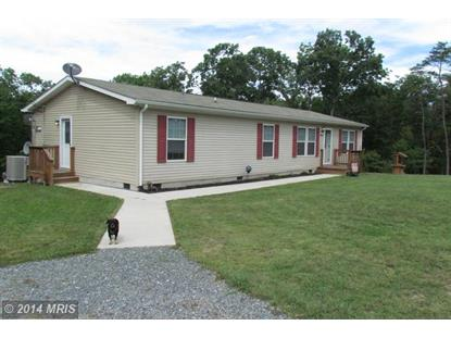 320 DUSTY LN Winchester, VA MLS# FV8457562