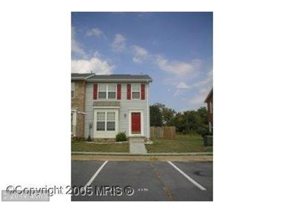 115 SUTTON CT Winchester, VA MLS# FV8471384