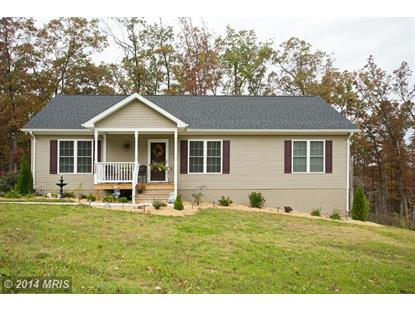 FAIRFAX PIKE Stephens City, VA MLS# FV8484459