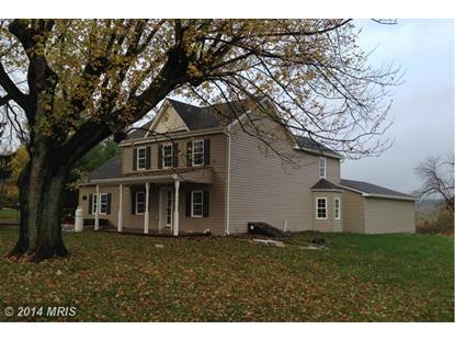 2729 MARTINSBURG PIKE Clear Brook, VA MLS# FV8496747
