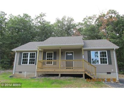 STAGG TRAIL Winchester, VA MLS# FV8504686