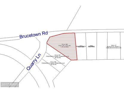 0 Brucetown RD Clear Brook, VA MLS# FV8509441
