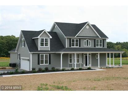 3203 BACK MOUNTAIN Winchester, VA MLS# FV8512527